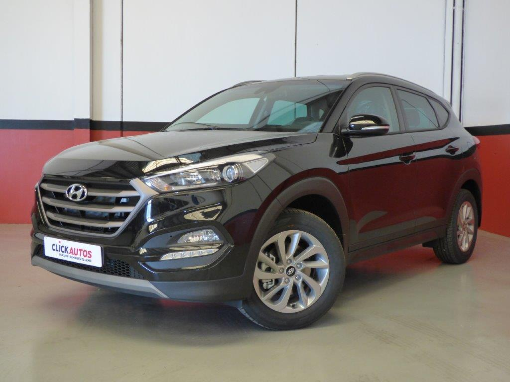 clickautos ficha hyundai tucson 1 7 crdi 115cv tecno. Black Bedroom Furniture Sets. Home Design Ideas