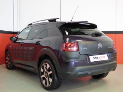 clickautos ficha citroen c4 cactus 1 2 puretech 82cv feel edition. Black Bedroom Furniture Sets. Home Design Ideas